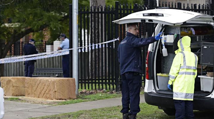 Three people injured during alleged stabbing at Sydney rugby league match