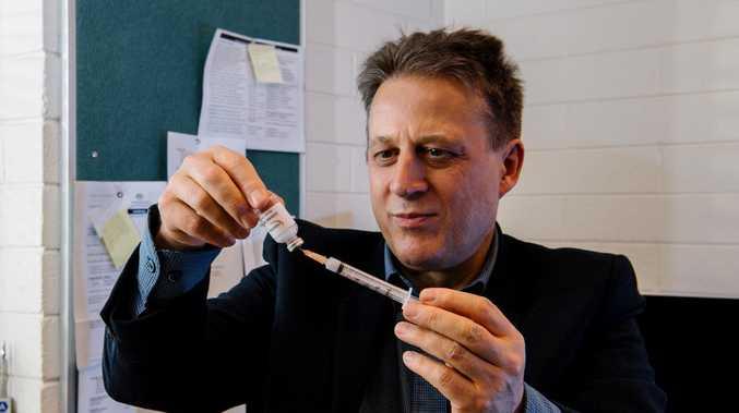 Promising vaccine may head overseas