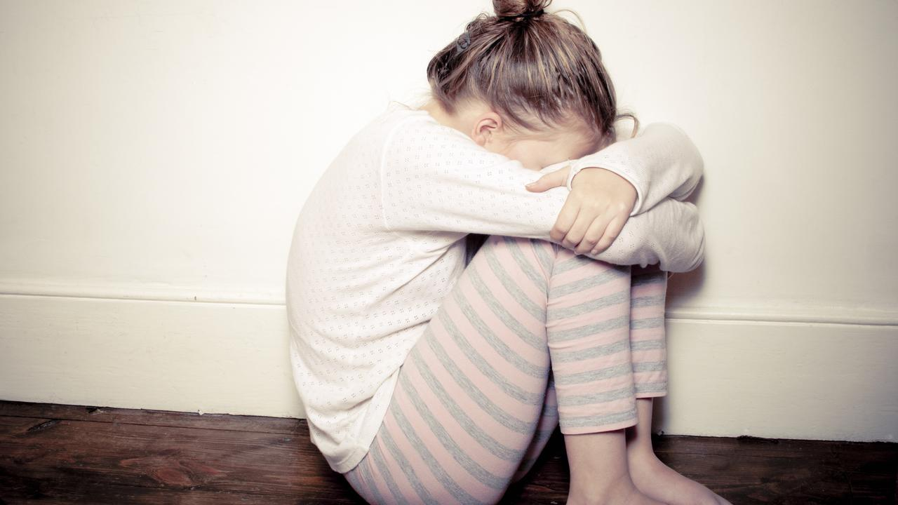 Survivors of CSAM – child sexual abuse material – have to re-live their trauma over and over. Posed by model. Picture: iStock.