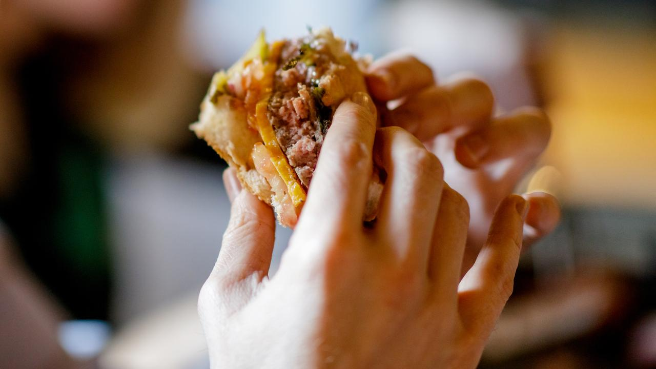 A Melbourne man was slapped with a $1652 fine for breaching the city's curfew while on his way to grab a burger. Picture: Istock