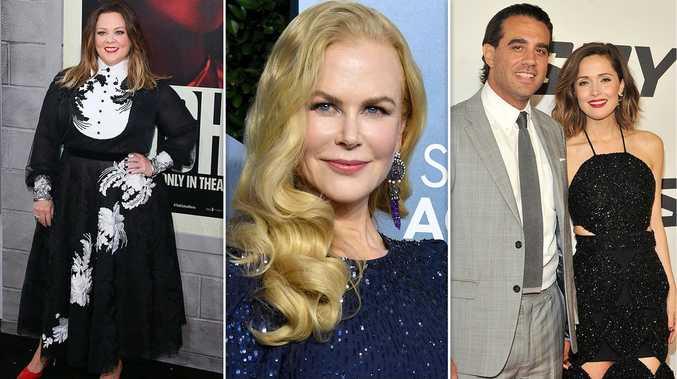 The Hollywood big shots joining Nicole Kidman in Byron Bay