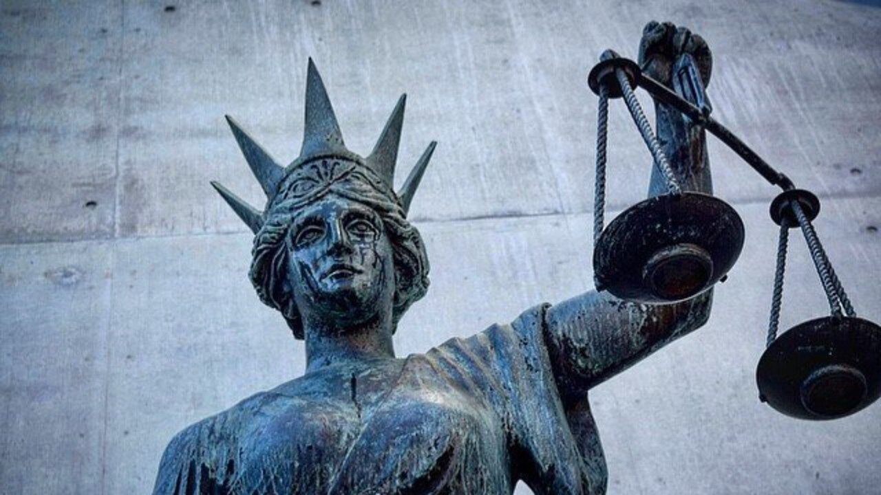 Court generic, Lady Justice statue