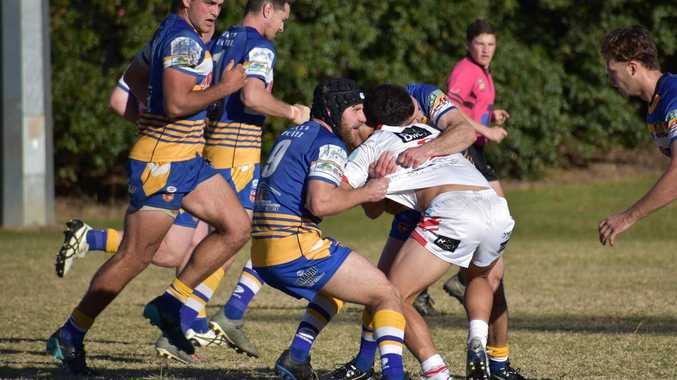 PHOTOS: Lismore Rams clashed with Byron Bay Devils