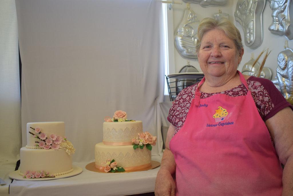 Image for sale: Judy Neville -Cake Decorator won the Observer's Best Cake Maker poll for 2020