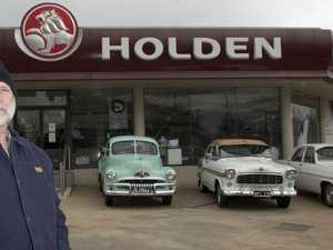 Toowoomba Holden lovers mourn loss of Australian icon