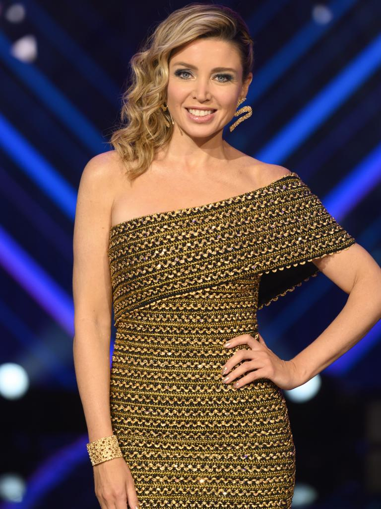 Dannii Minogue is returning to The Masked Singer despite the ongoing pandemic. Picture: Channel 10