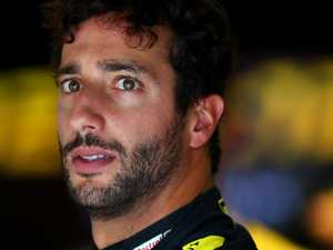 Dan Ricciardo 'trying not to cry'