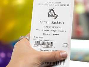 Search is on for lucky lottery winner