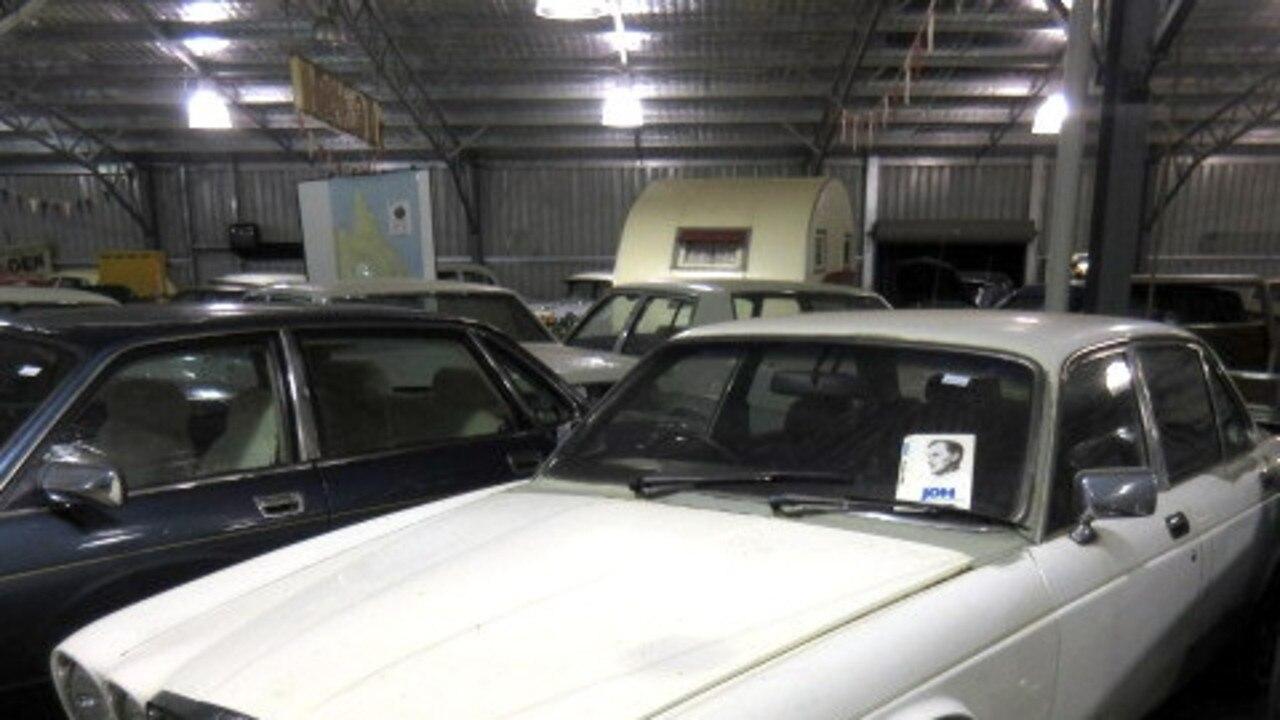 The Jaguar Photo Supplied Lloyds Auctions