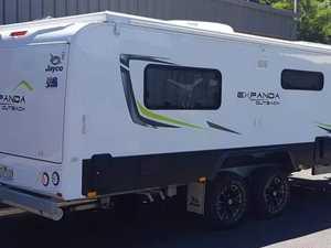 Police ask for help to find stolen caravan