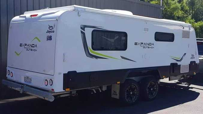 Police ask for help to find stolen caravan