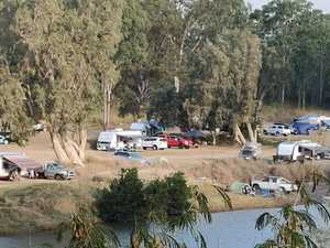 What's needed to re-open the region's campgrounds