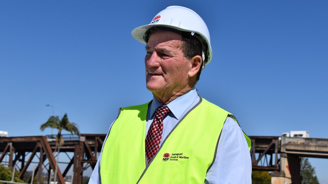 Clarence Valley Council mayor Jim Simmons, as well as the rest of the councillors, will receive a pay rise.