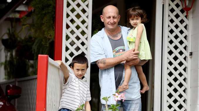 New job, new life: Struggling dad gets back on track