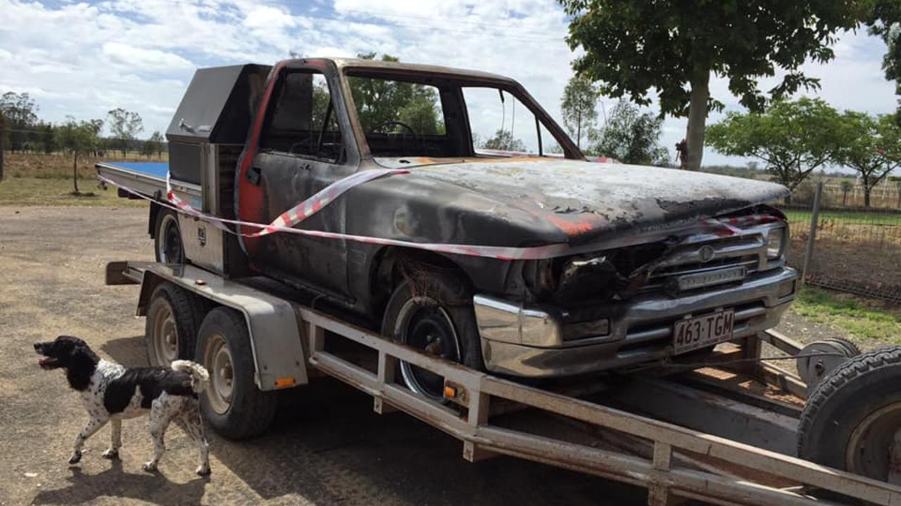 SOCIAL MEDIA IMAGE DISCUSS USE WITH YOUR EDITOR – STOLEN: A trailer has been removed off a property in Chinchilla.