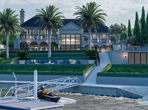 First look at Coast's epic new mega mansion