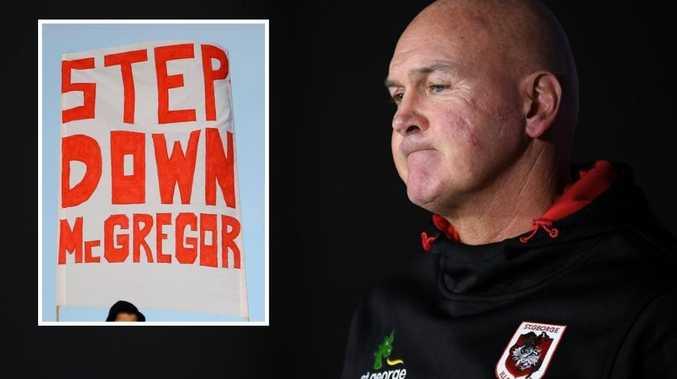 Kent: Final death-knell for NRL's ultimate survivor