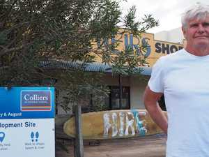 Developers look to drop-in on iconic surf-shop block
