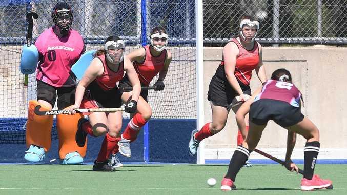 Rocky, Gladstone, Mackay junior hockey teams do battle