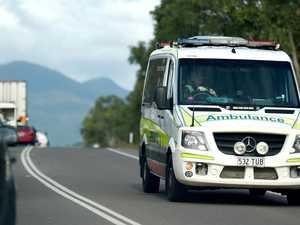Woman seriously injured in Bruce Highway campervan crash