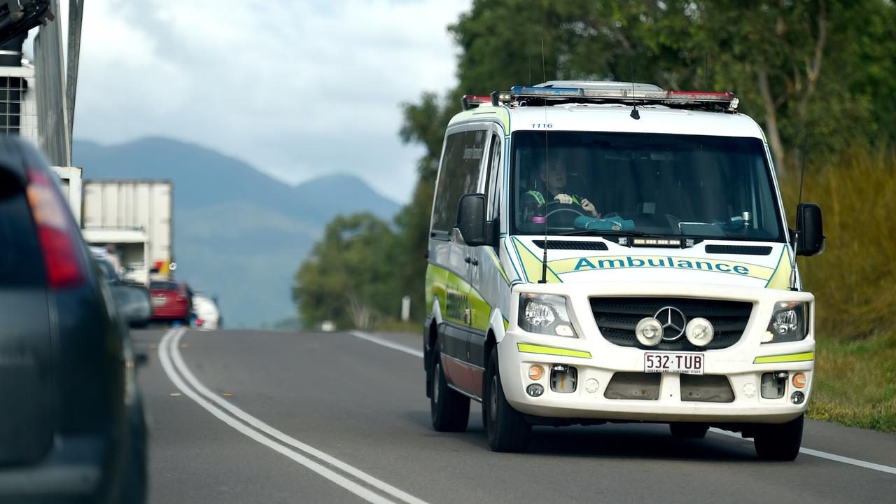 Emergency services were called to a critical accident in Gatton tonight.