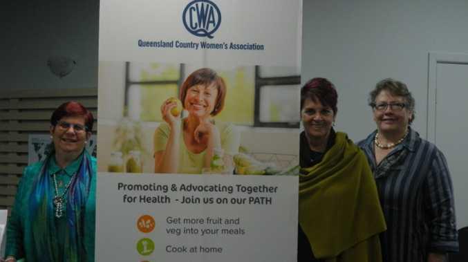 QCWA catch-up: Vital group marks major 98 year milestone