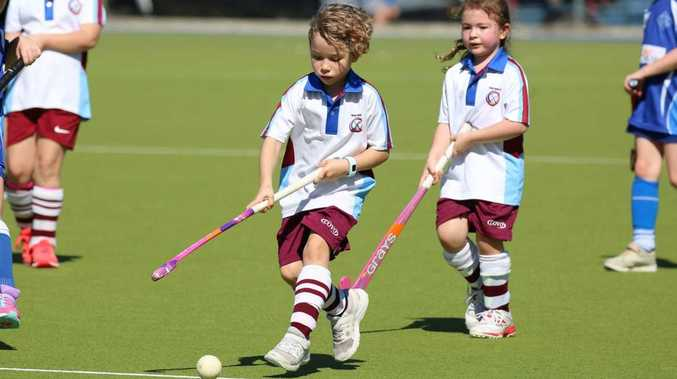PHOTOS: Grafton Hockey juniors in action