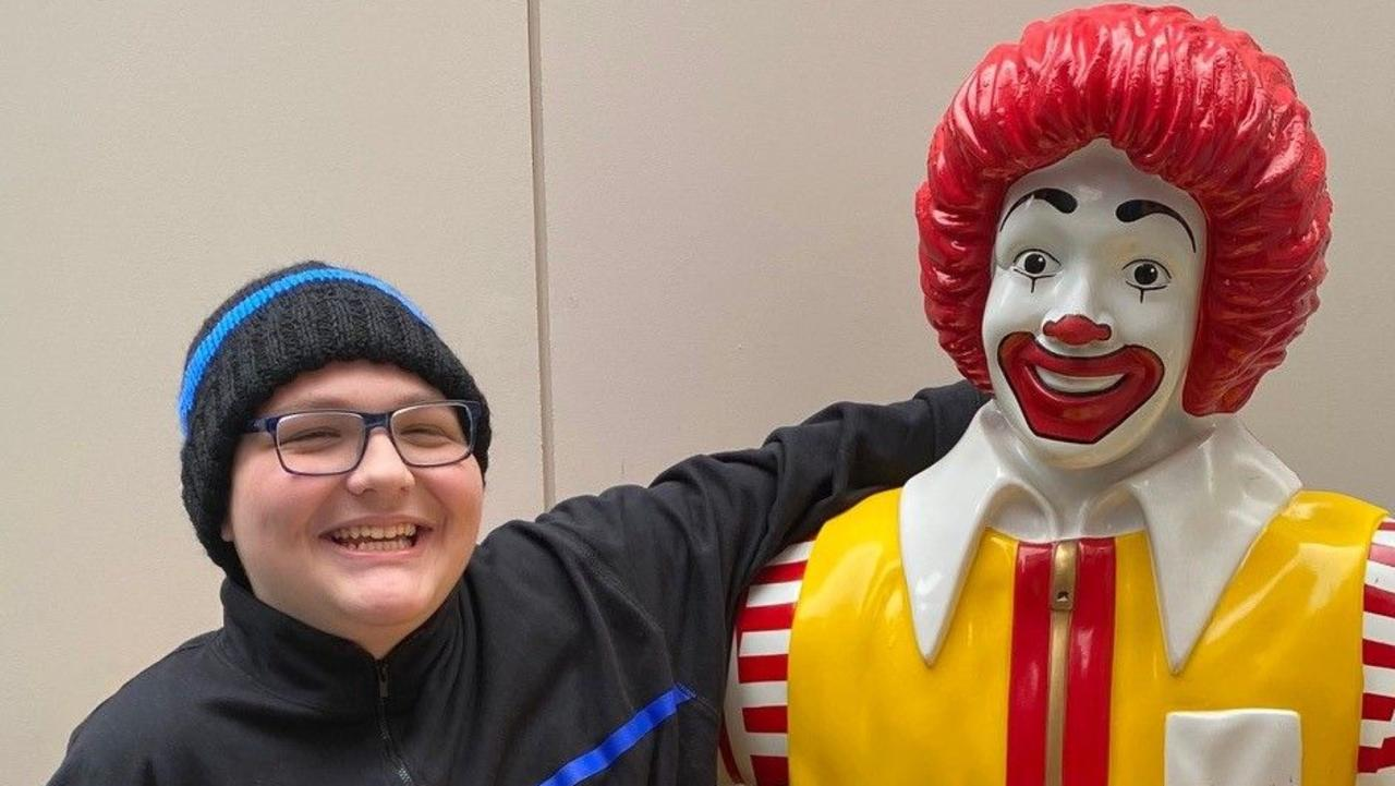 Enosh's family says the help of Ronald McDonald House has helped save them about $21,000 in accommodation costs each year.