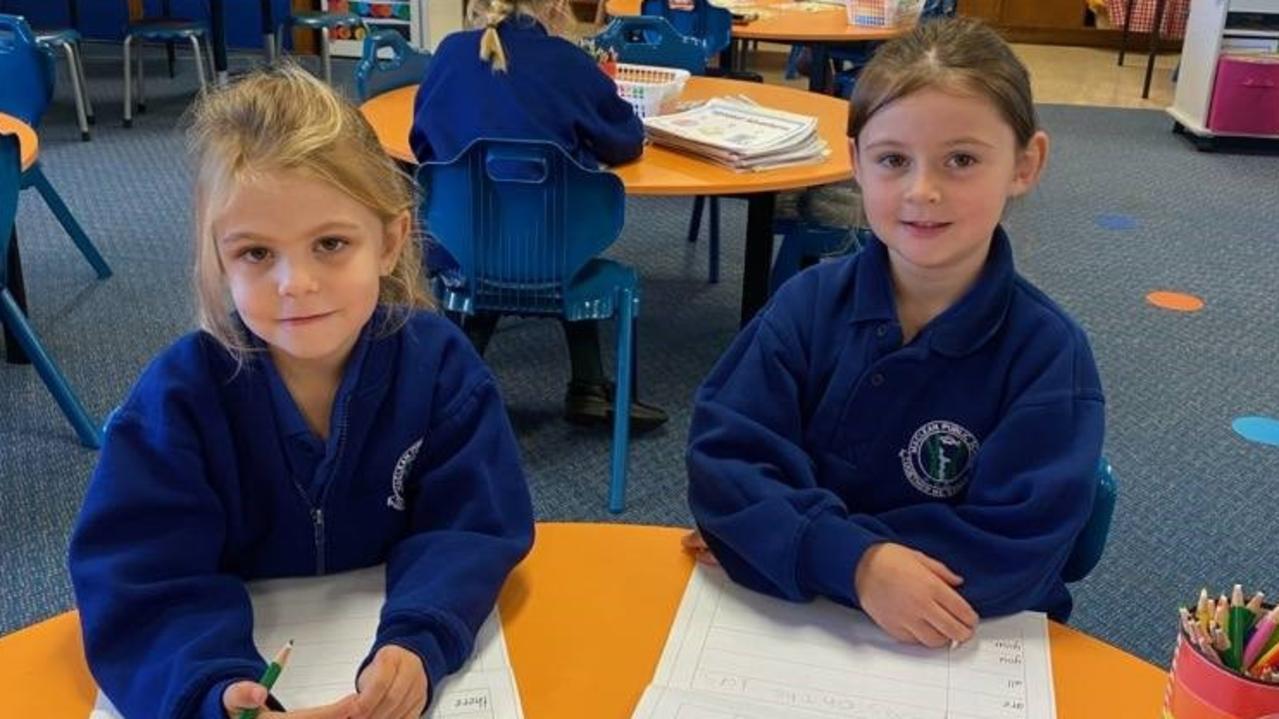 Maclean Public get into their Education Week activities