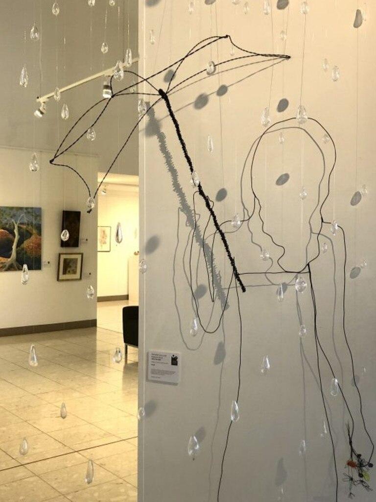 'Girl in the Rain' by Raelene Bock and Michelle Gray.