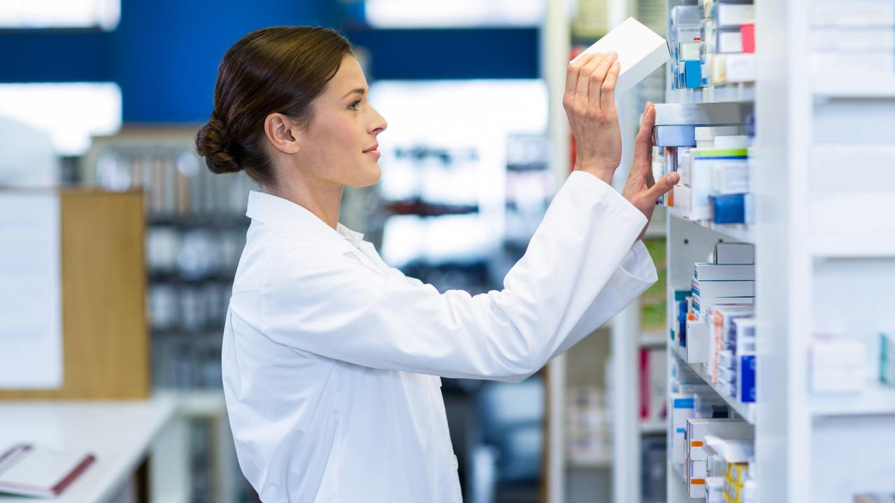 Employee pharmacists currently earn as little as $30 per hour. Picture: supplied