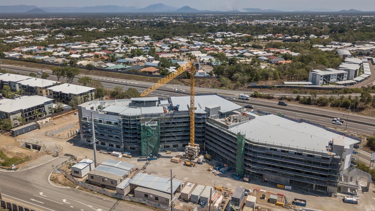 PresCare's Protea aged care facility in Townsville.
