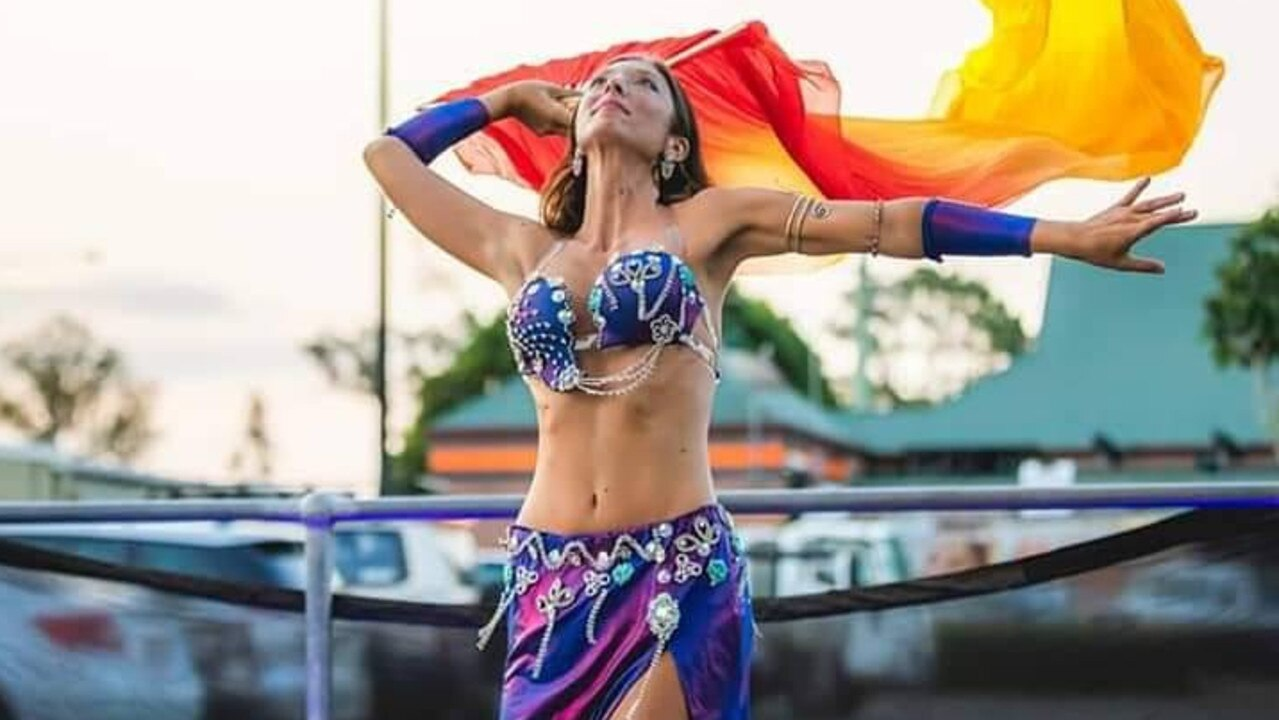 Belinda Scarcella and her partner Daniel Light are looking for green space and a belly dancing studio.