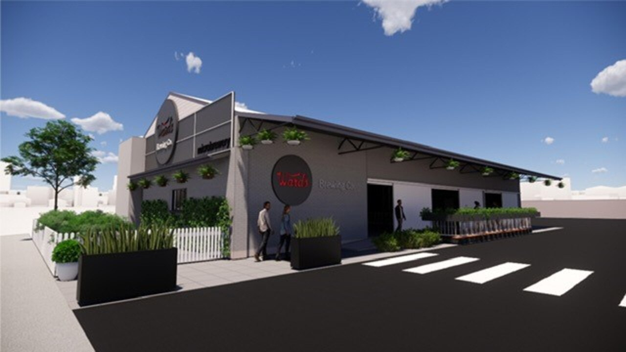 Iconic Gladstone drink Ward's will be making a comeback as a micro-brewery