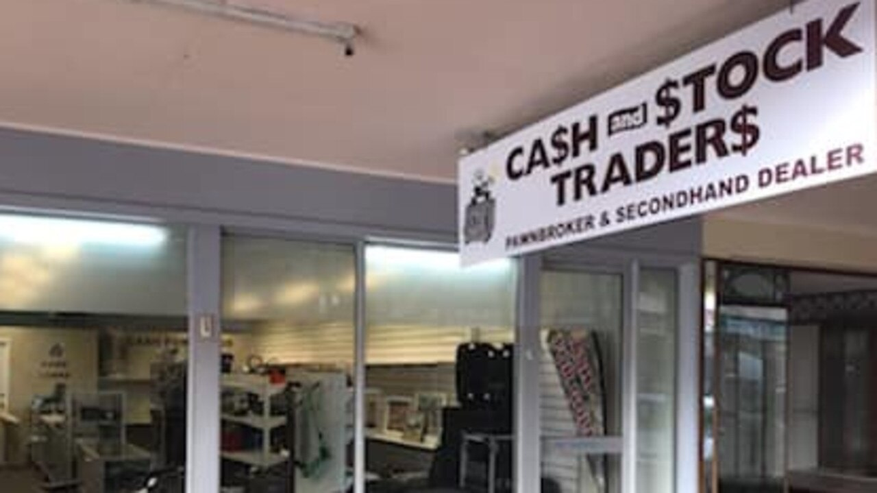 The woman traded in a generator for cash at the Mary St store, not knowing the generator had been stolen. Picture: Facebook Gympie Cash and Stock Traders