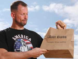 Uber Eats drivers accused of faking being lost to steal food