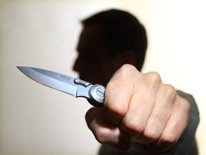 Father caught with illegal knife taken from 'survival kit'