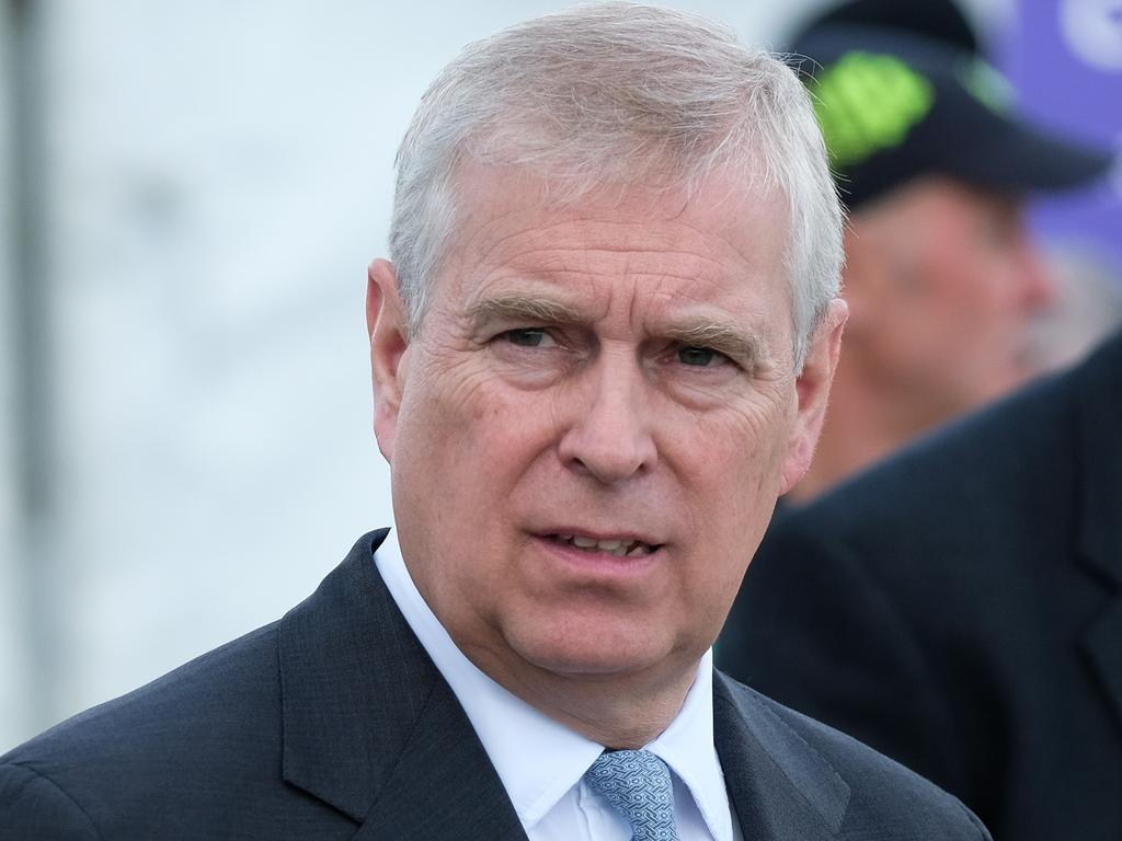 Prince Andrew has always denied any knowledge of Jeffrey Epstein's criminal behaviour. Picture: Getty Images