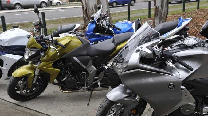 Motorbike confusion lands couple in front of magistrate