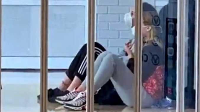 Teen lockdown: Quarantine begins after COVID scare