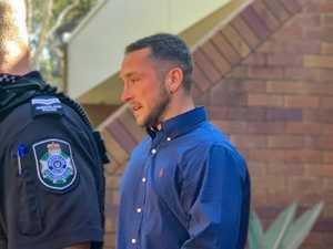 Dad jailed for bashing man at holiday hotspot