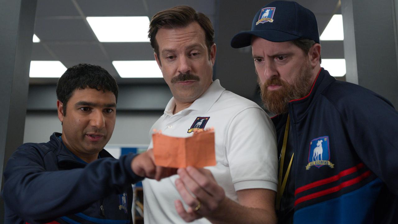 Sports-mad comedy star Jason Sudeikis reveals how psychedelic drugs and American politics influenced his hilarious new comedy character.