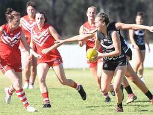 Panthers powering on in AFLC women's comp
