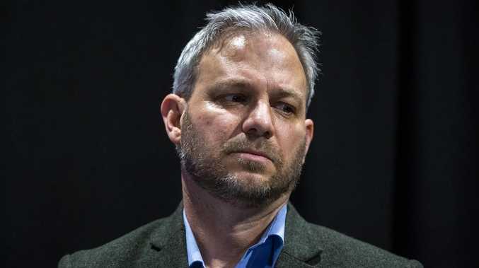 Brett Sutton becomes unlikely sex symbol