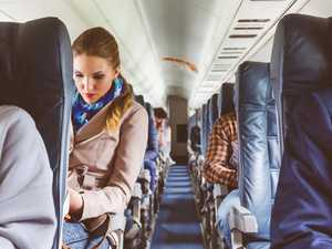 Three most dangerous spots on a plane