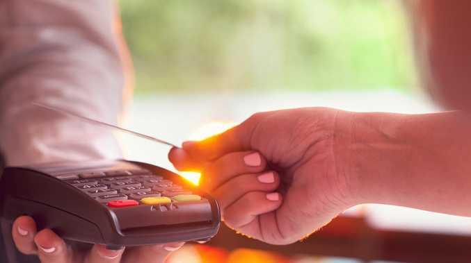 CCTV captures buying binge on stolen card
