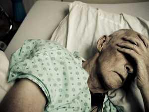 Shocking neglect: Nursing home suffers nine fail govt audits