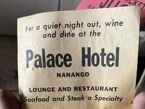 Hotel walls hold history of Nanango