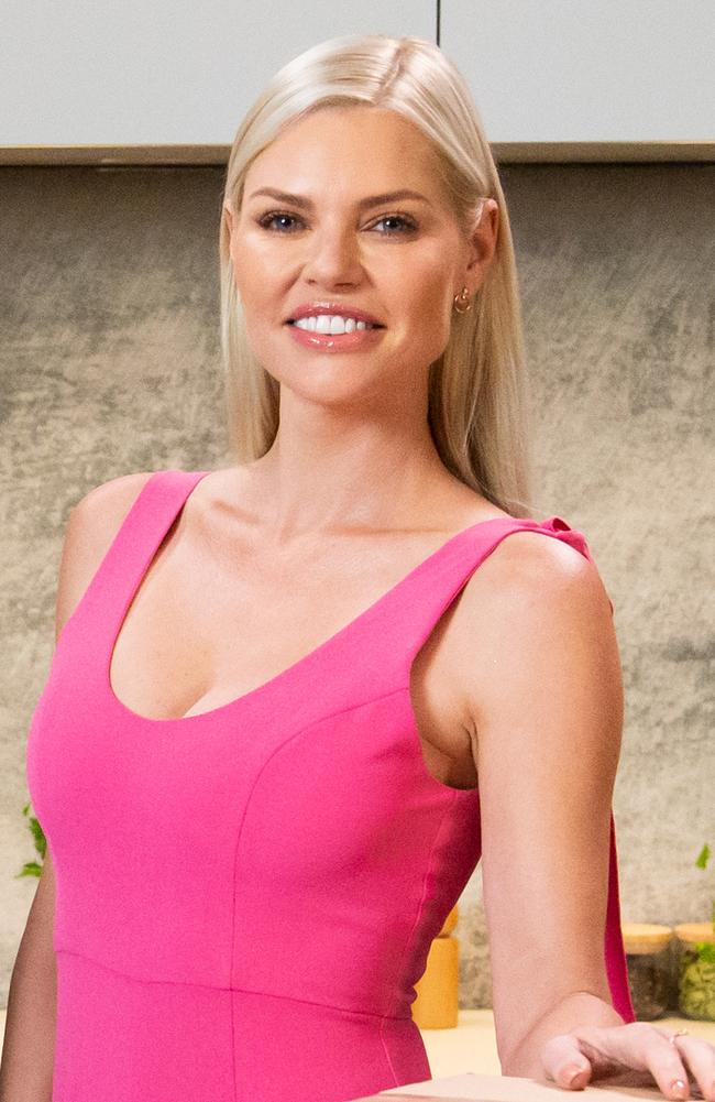 Sophie Monk has a new Instagram cooking series with HelloFresh called Dish the Delish. Picture: supplied
