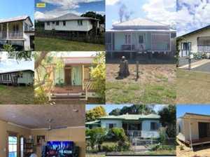 10 South Burnett Homes currently for sale under $130K